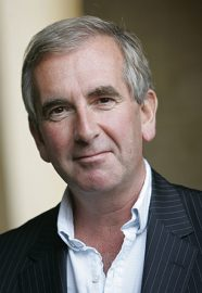 An evening with Robert Harris