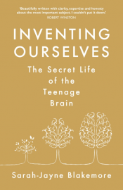 The Secret Life of the Teenage Brain with Sarah-Jayne Blakemore SOLD OUT