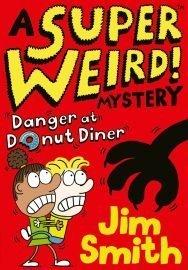 A Super Weird! Mystery