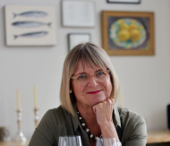 An Evening of Wine Tasting with Jancis Robinson