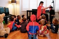 Superheroes for Christmas Adventure Party