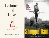 The Orwell Prize Longlist Conversation: Douglas Stuart, Madeleine Bunting and Ciaran Jenkins (Live Stream Event)