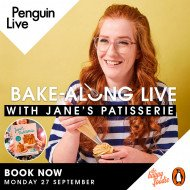 Bake-along Live with Jane's Patisserie (LIVE STREAM EVENT)
