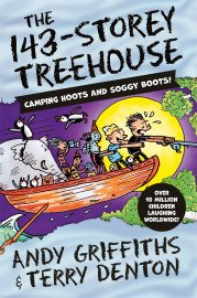 The 143-Storey Treehouse by Andy Griffiths (LIVE STREAM EVENT)